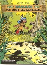YAKARI - DER SUMPF DES SCHRECKENS